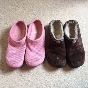 Merrell girls shoe bundle youth size 3